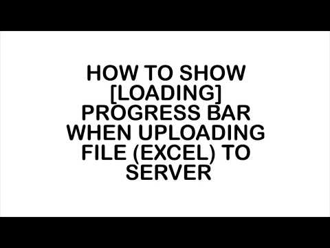 Show progress bar when uploading data to server jquery, angularjs, bootstrap,