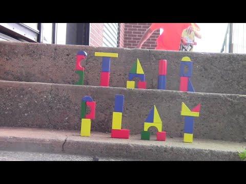 Network A Presents: Orange Man - Stair Play