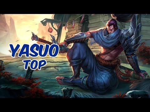 Yasuo Top vs Irelia - Master - Season 5 - Patch 5.18