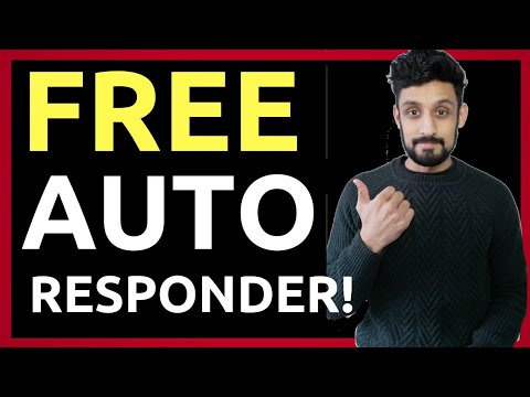 FREE Autoresponder 2018 - Create Free Landing Pages & Email Sequences Using MailerLite Step By Step