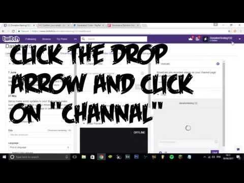 How To Set Up Donations On Twitch In Less Than 5 Minutes