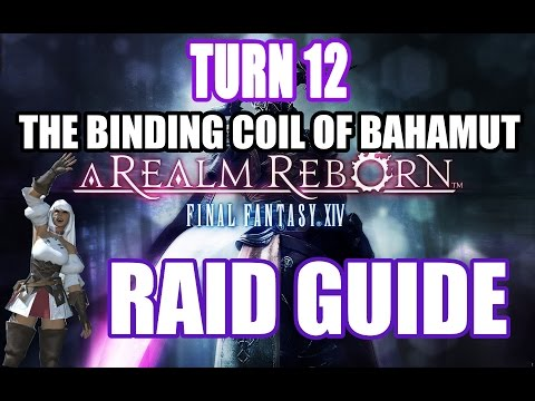 The Final Coil of Bahamut - Turn 3 Raid Guide
