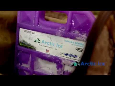 Arctic Ice Tundra Series 2015