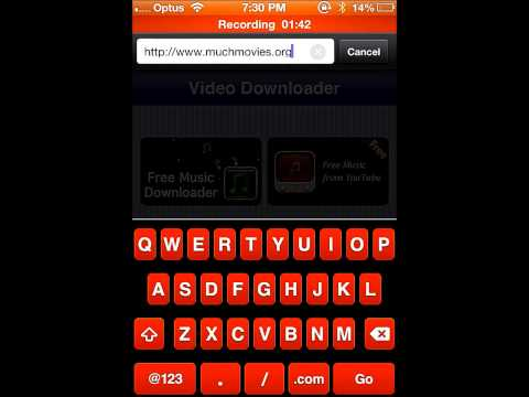 How To Download Free Movies For IPhone,IPad,IPod For Free