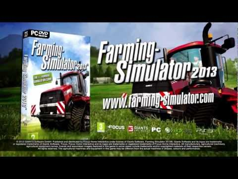 Farming Simulator 2013 - New features video