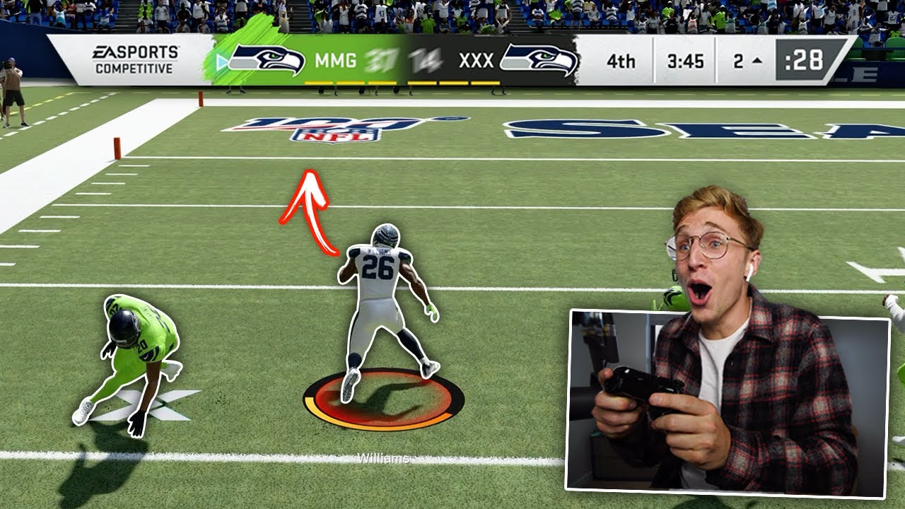 our new HB goes OFF in this game... Wheel of MUT! Ep. #65