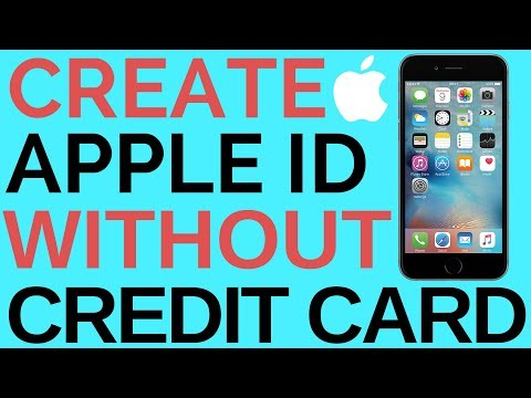 How To Create Apple ID without Credit Card 2018