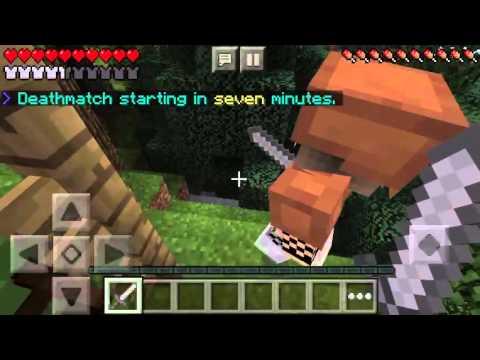 Minecraft hg