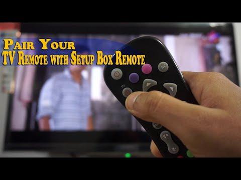How to Configure Hathway Universal Setup Box Remote