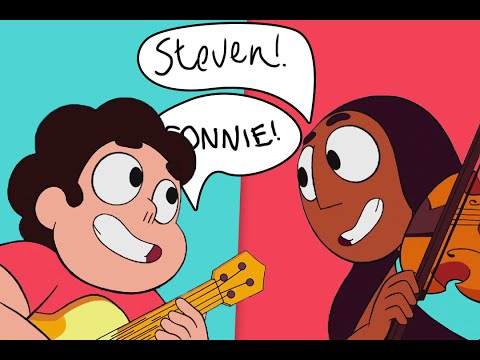 Every Single Time Steven & Connie Say Each Other's Names
