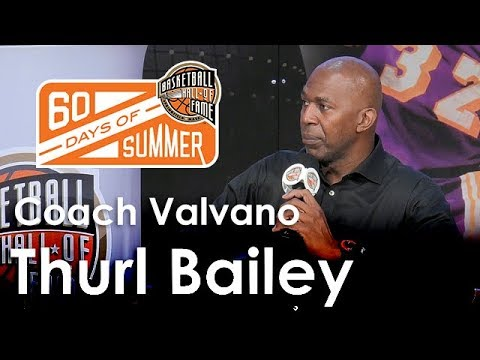 Thurl Bailey talks about the impact Coach Valvano had on his players