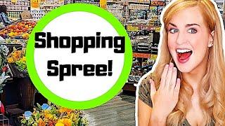 Epic POV Walkthrough - Irish supermarket (ASMR?)