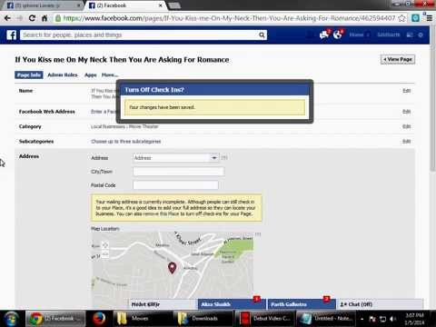 How to change Facebook Page name after 200 Likes