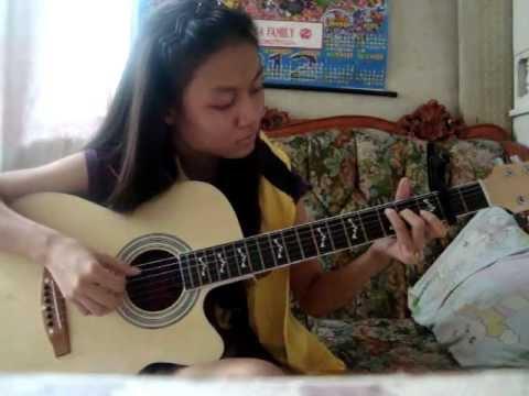 Adelesomeone Like You Pauline Lima Fingerstyle Guitar Cover