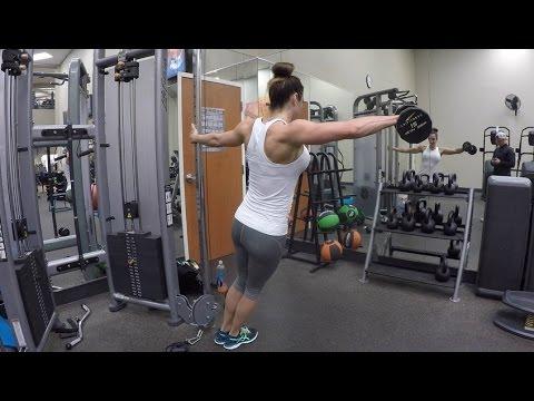Free Shoulder Workout 2