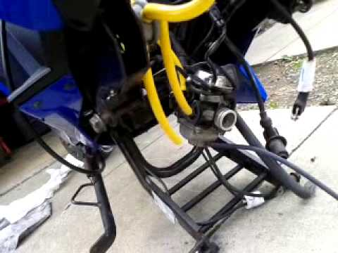 Chinese scooter fuel line replacement reasons
