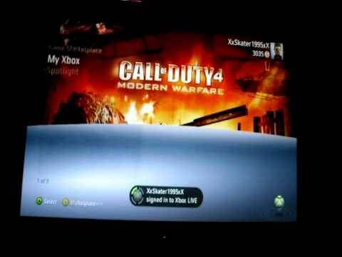 How to delete a Gamertag on Xbox