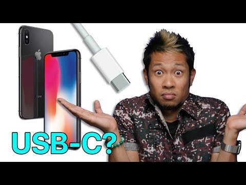 Is iPhone X really ditching Lightning for USB-C? It could happen
