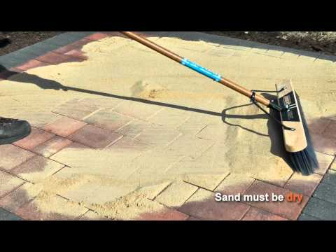 How to use Joint Sand Stabilizer