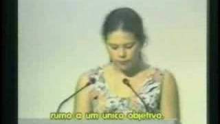 The girl who silenced the world at the U.N. for 5 minutes