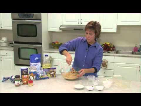How to Bake Vegan Pumpkin Bread