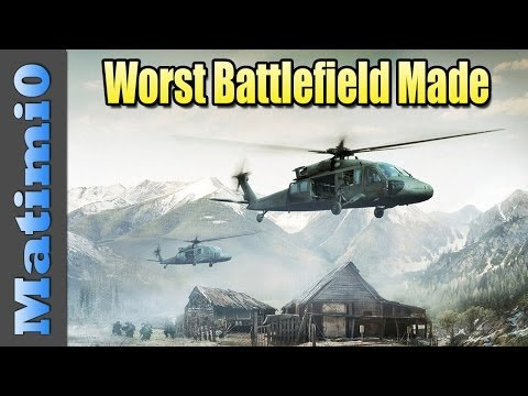Worst Battlefield Game Ever Made? - Battlefield Play4Free