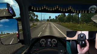 How to Set up A Logitech G920 Wheel on Euro Truck Simulator