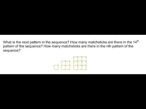 Quadratic patterns and sequences-Finding the missing terms