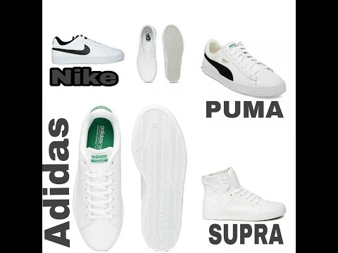 Top  Best Cheap White Sneakers In Budget