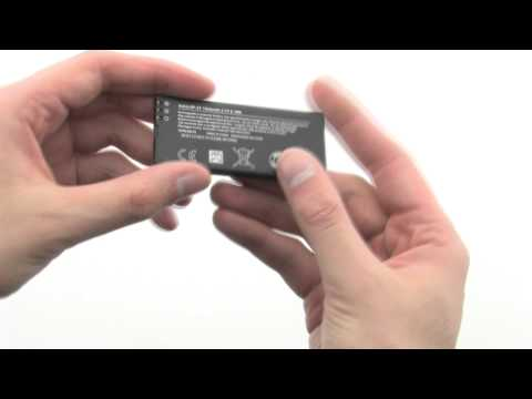 Nokia 1650mAh Standard Battery for Lumia 820