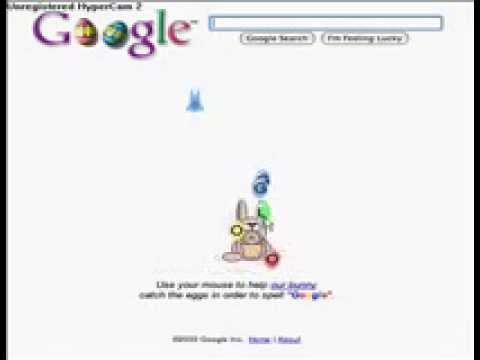 Loads of Google easter eggs