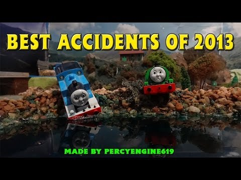 Greatest Tomy Accidents of 2013