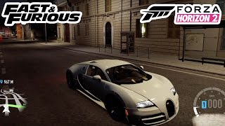 FORZA HORIZON 2 - Fast and Furious #7 - Bugatti Veyron 400km por Hora!(Dublado PT-BR)