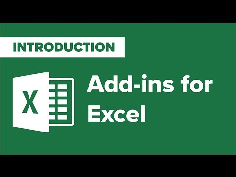 Add-ins for Excel: How they work, and an intro to the Javascript API for Office