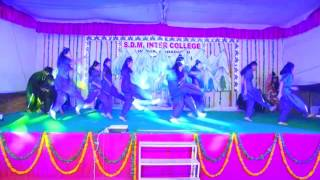 funny dance in college function