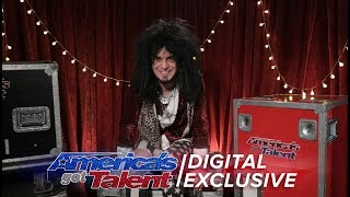 Keyboard Rocker Jay Jay Phillips Recalls The Excitement of The AGT Stage - America