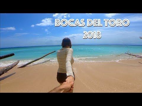 Bocas Del Toro Travel 2018 (Panama)