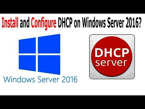 How to Install and Configure DHCP Server in Windows Server 2016 - 34