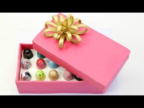 Box of Chocolates Cake! - Mothers Day