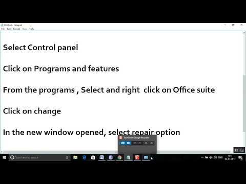 Fix: Error: can't find language DLL msain.dll- Microsoft Access/word