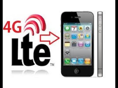 Cara Setting 3G Ke 4G/LTE Di Iphone 6 [ How to Setting 3G To 4G/LTE On Iphone 6