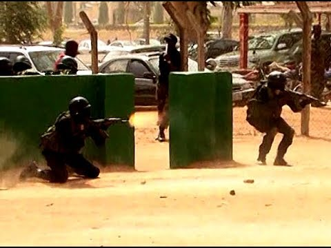 Nigerian Army Graduates 51 Cadets On Counter Terrorism Operations
