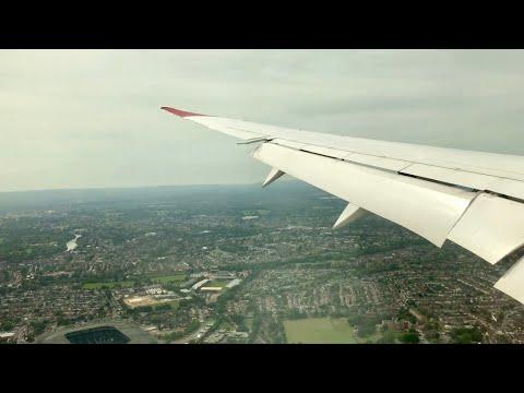 Virgin Atlantic B787: Seattle - London