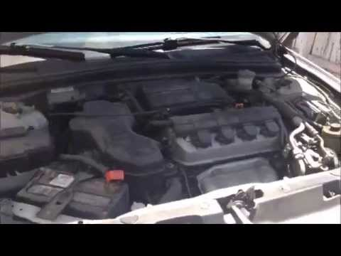 How to replace PCV valve on a 01 Honda Civic (01-05 Civic)