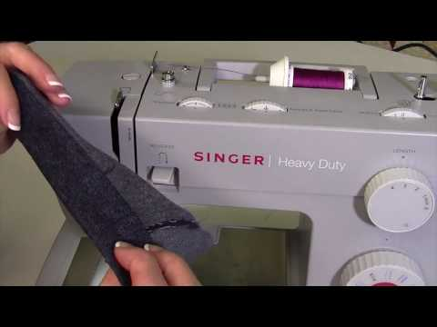 Singer Heavy Duty 4423 27 Adjusting Presser Foot Pressure