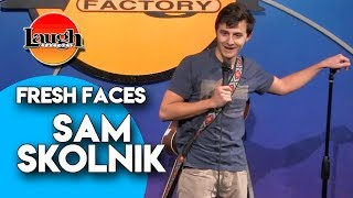Sam Skolnik | Fresh Faces | Laugh Factory Stand Up Comedy