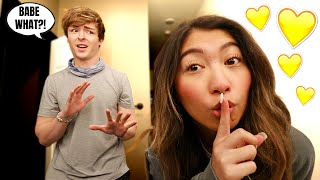 I FINALLY ASKED HIM!! (Cute Reaction)