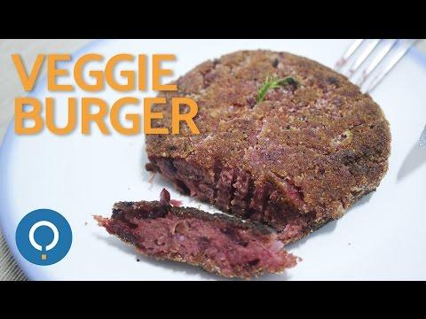 Veggie Burger - Vegan Lentil Burger