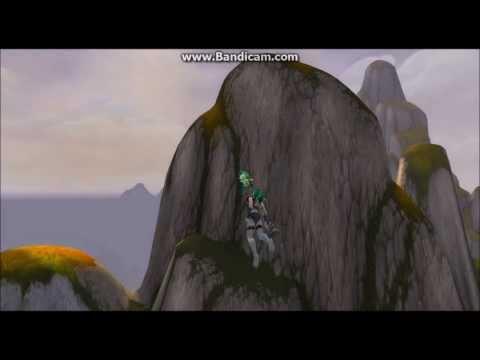 Druid Flight Form Glitch