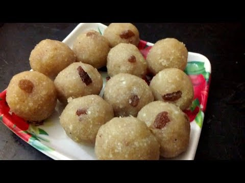 How To Make Aval Laddu At Home in Tamil #195